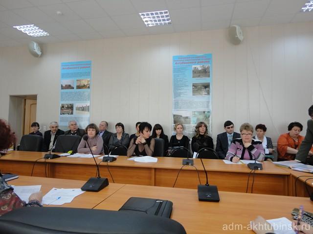 Очередное заседание Совета МО «Город Ахтубинск»
