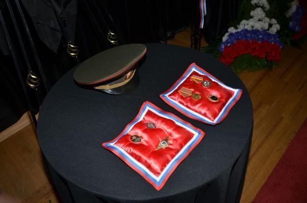 Звание Героя России присвоено посмертно