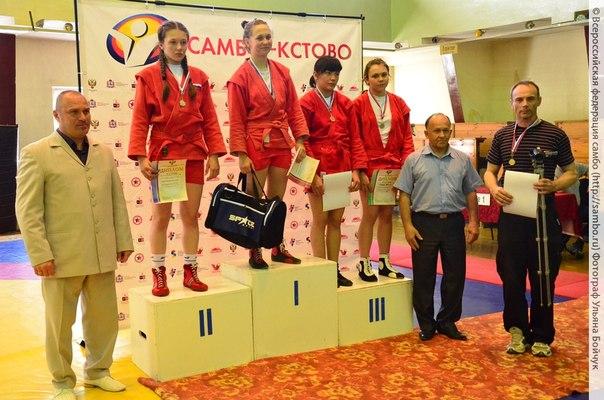 Впервые спортсменка из Ахтубинска стала                       победителем первенства России по самбо