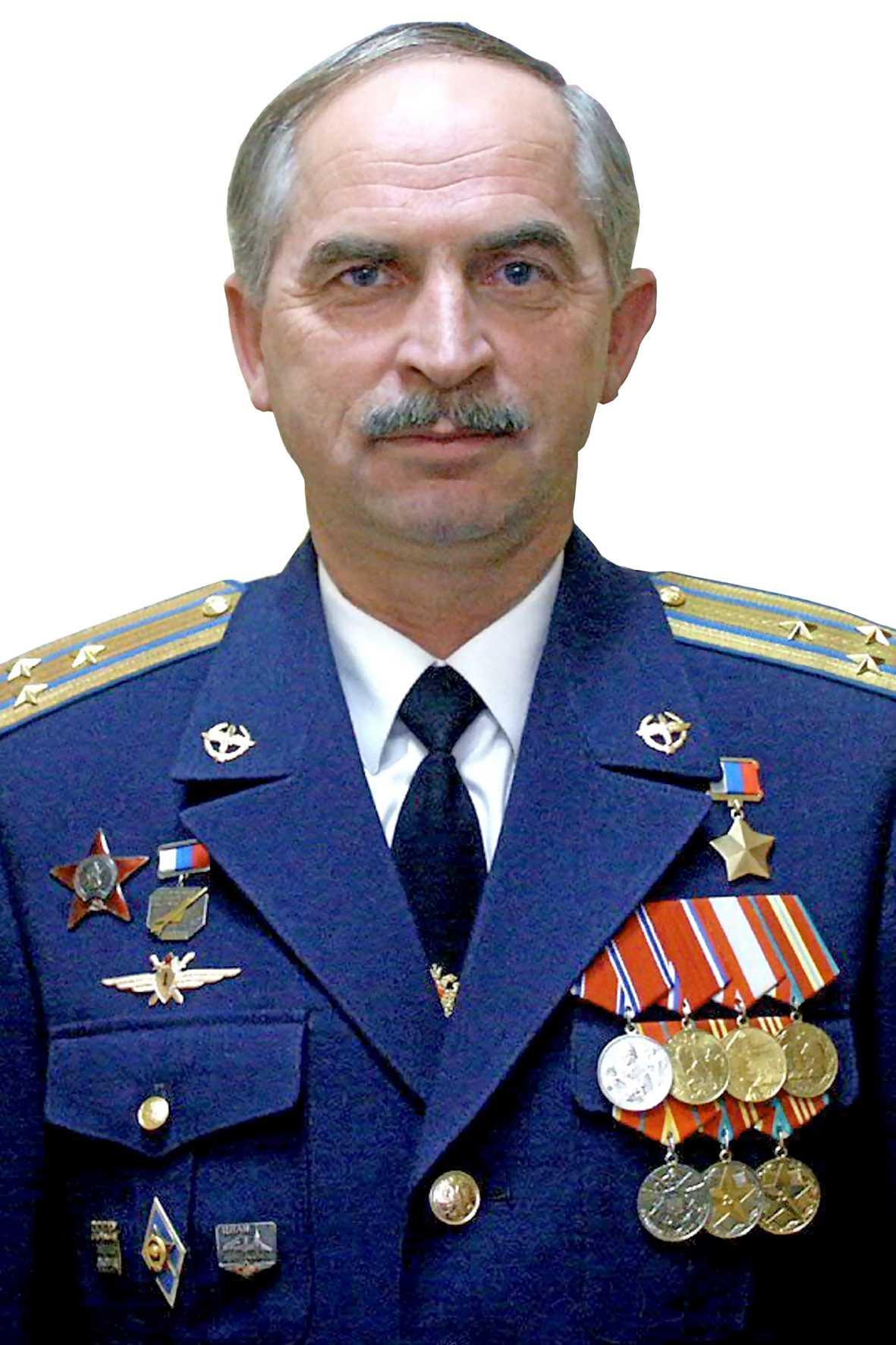 Герой России полковник Колпаков Николай Викторович