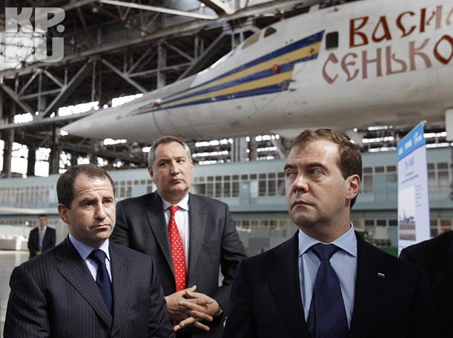 Новый стратегический бомбардировщик будет взлетать с новой взлетно-посадочной полосы в Ахтубинске
