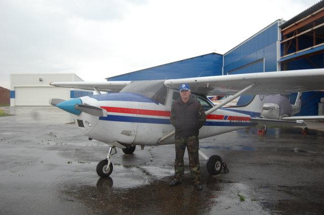 В честь 1150 годовщины российской государственности проходит авиаперелет по Святой Руси