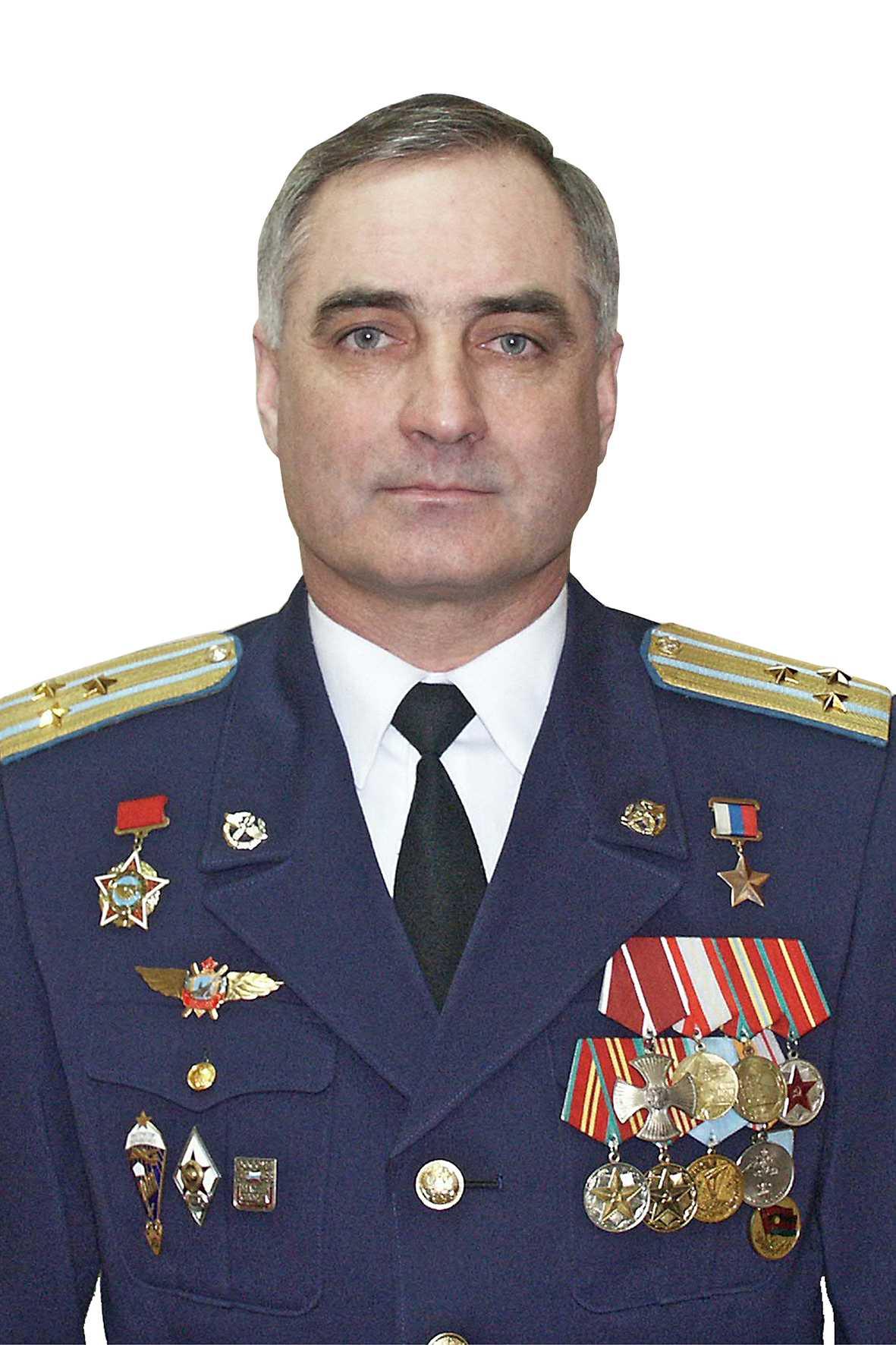 Герой Российской Федерации полковник Тарелкин Игорь Евгеньевич