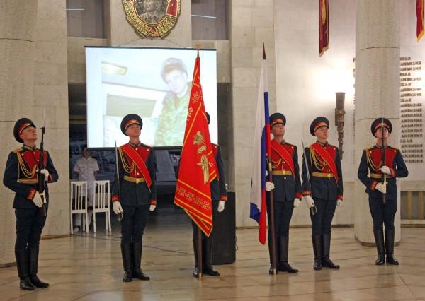 Cчитаю эту Звезду Героя наградой не только моему сыну, а всему офицерскому корпусу современной России