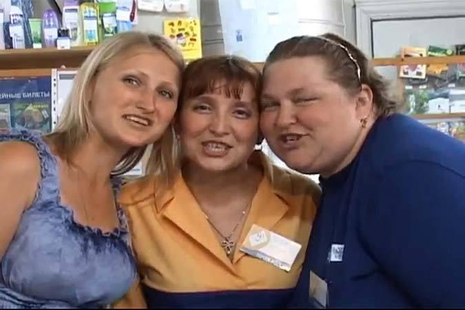 Молодые работницы почты России из села Покровка стали звездами Интернета