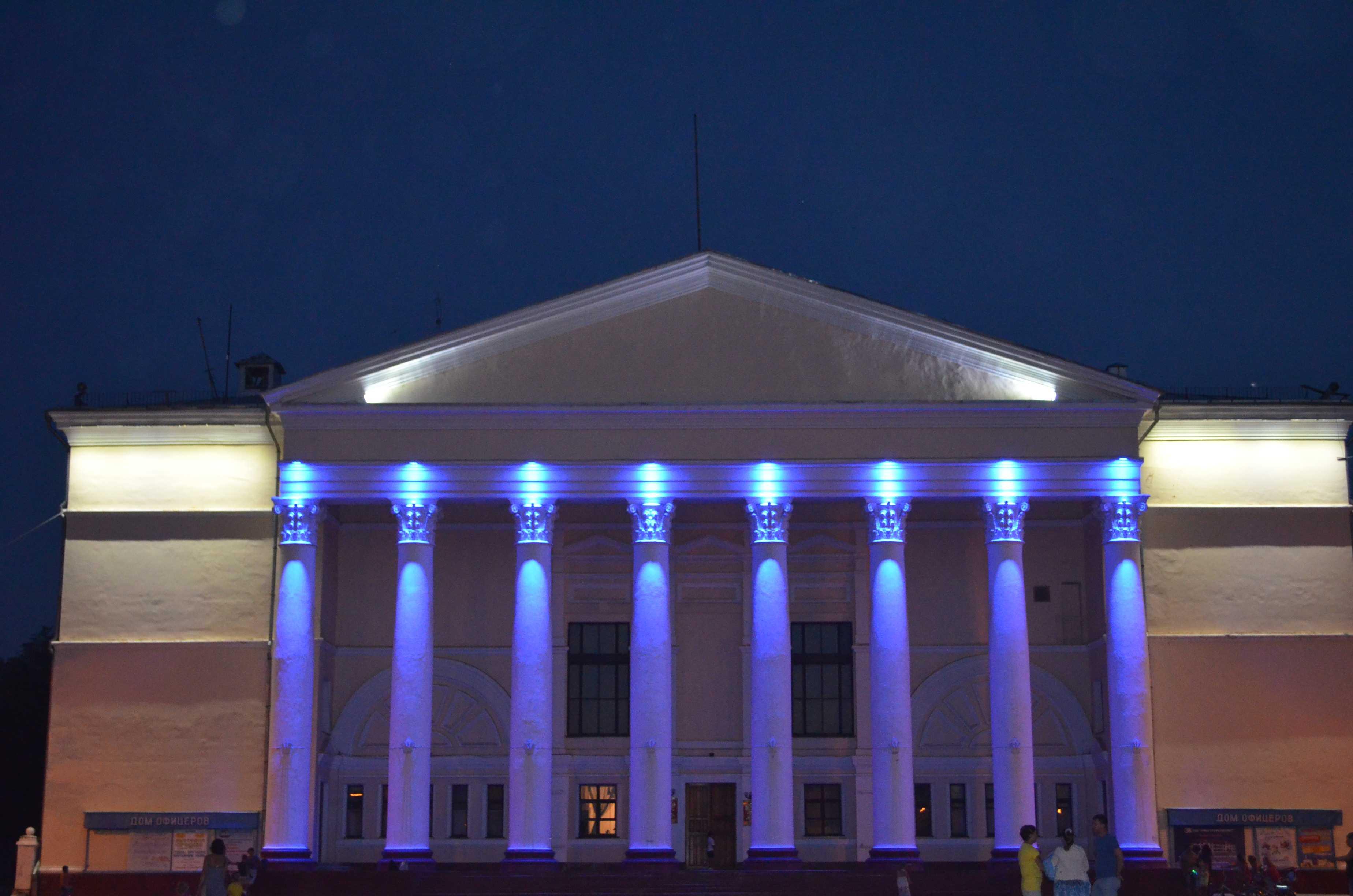 Ахтубинский Дом офицеров вошел в перечень объектов культурного наследия регионального значения