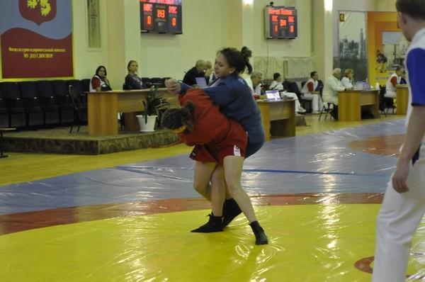 Спортсменка из Ахтубинска стала чемпионкой Европы по самбо