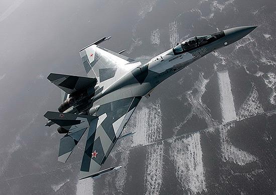 ГЛИЦ им. В.П. Чкалова готовится к приемке шести первых новейших серийных истребителей Су-35С