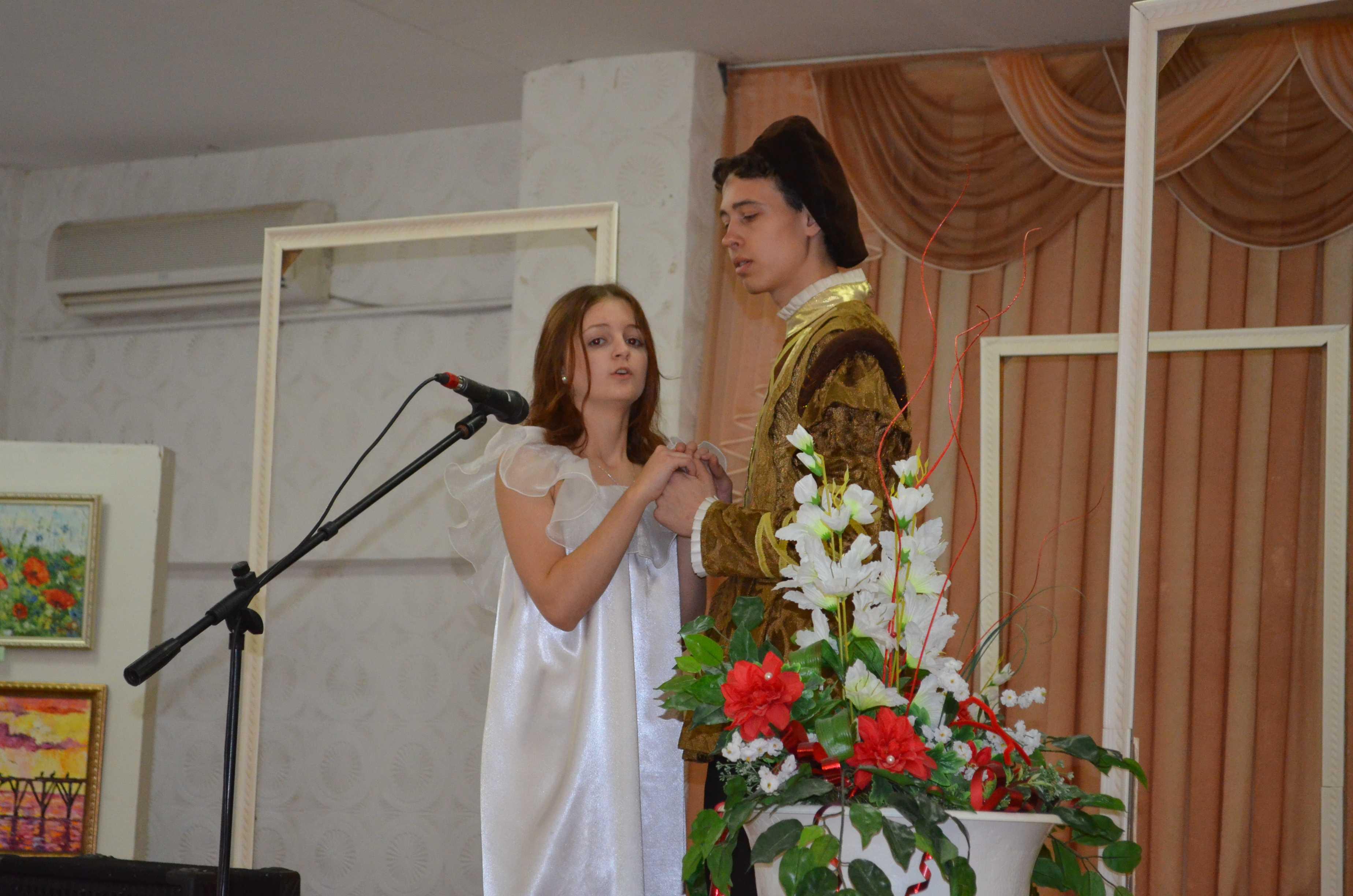 Ахтубинские поэты разбудили «Златые сны души»