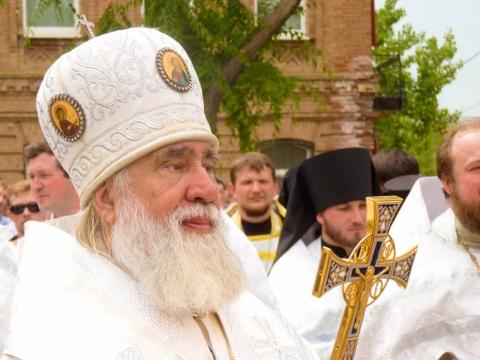 Образована Астраханская митрополия, включающая Астраханскую и Ахтубинскую епархию