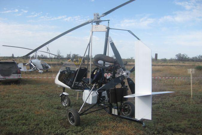 Свое «авиашоу» энтузиасты летательных аппаратов провели в Камызяке