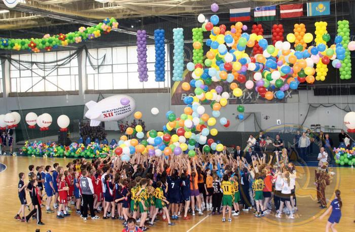 Сразу три  ахтубинские команды приняли участие в Международном фестивале гандбола