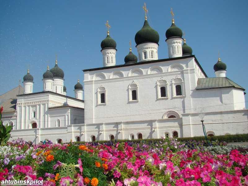 Голосуем за Астраханский Кремль