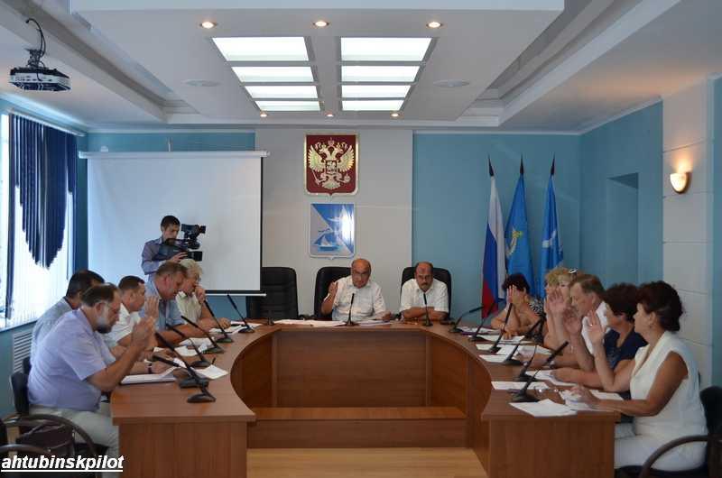 Несмотря на летние «каникулы» районные депутаты вновь собрались