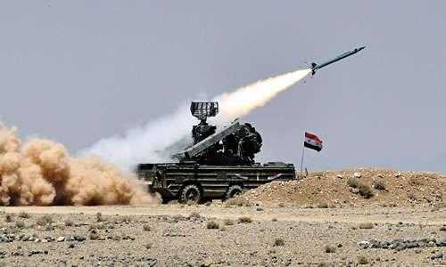 Какой камень держит за пазухой Сирия