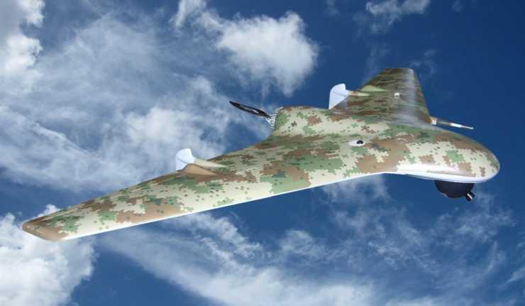 Россия начала работу над беспилотным истребителем шестого поколения