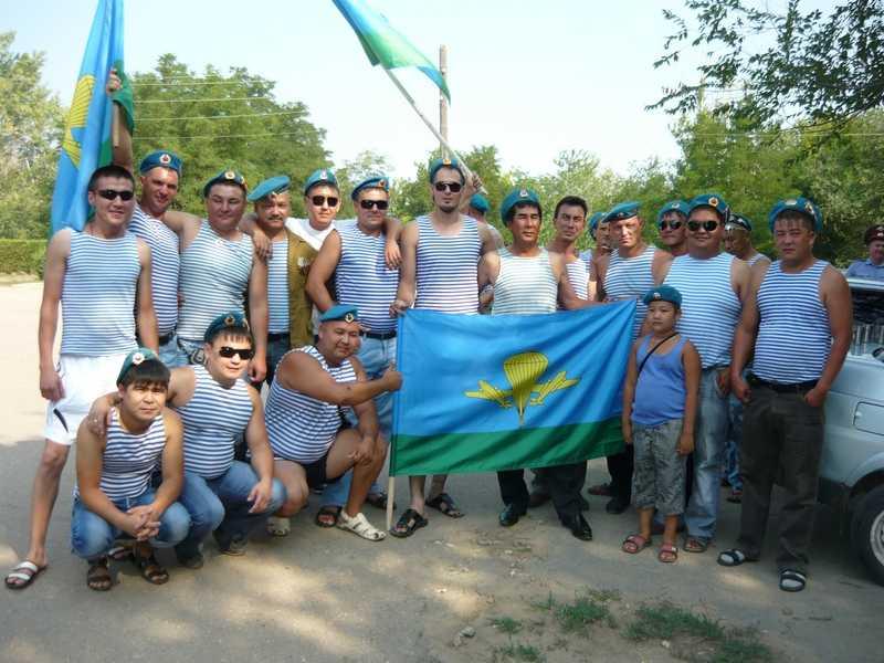 В Ахтубинске свой праздник отметила «крылатая гвардия»