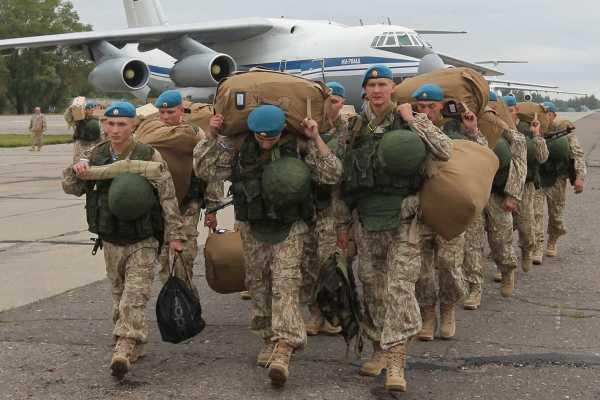 В российскую армию, пока по призыву