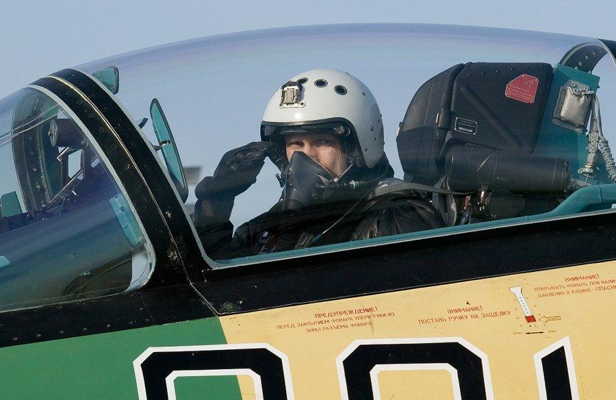 От винта? От ума!   Наш Су-35С интеллектом превзошел американский истребитель пятого поколения