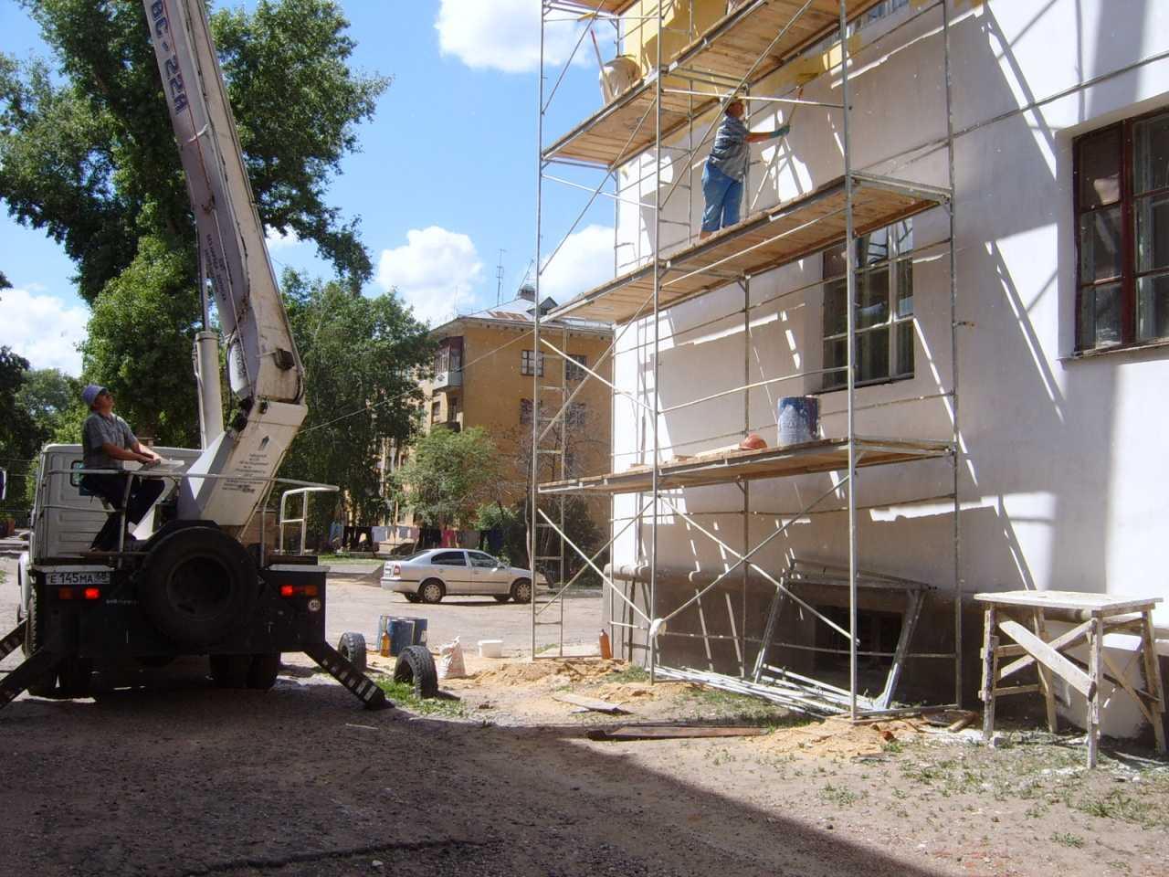 За ремонт многоквартирных домов жильцы будут платить из собственных средств