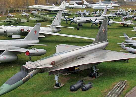 Центральному музею Военно-воздушных сил — 55-лет