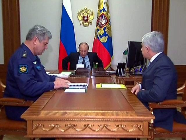 «Беспилотники -это не компьютерная игра», заявил Владимир Путин на совещании по вопросам развития Военно-воздушных сил