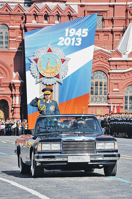 6 ноября исполняется год со дня назначения Сергея Шойгу министром обороны России