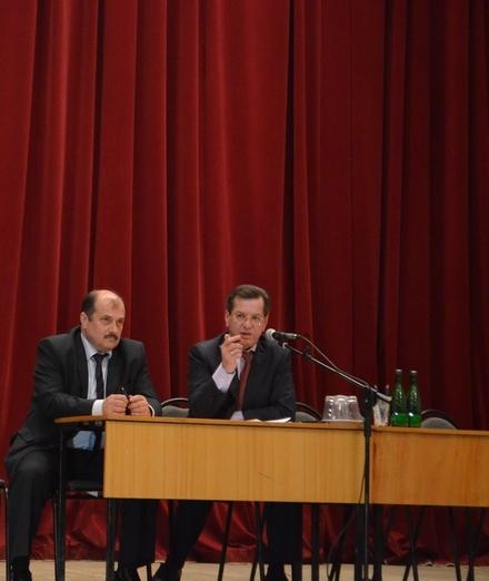 Александр Жилкин: Ахтубинский район и город Ахтубинск стратегически важны для нашего региона и для России в целом