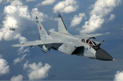 Крушение истребителя МиГ-31 в Приморье, пилотируемого ахтубинскими летчиками, произошло из-за отказа техники