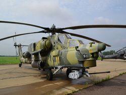 В ЮВО прошли совместные стрельбы вертолетов Ми-35М и Ми-28Н