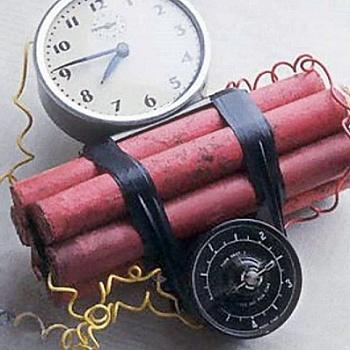 Под Астраханью у вдовы боевика обнаружили мощную бомбу