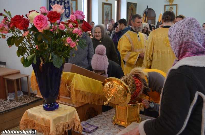 Пробежку отменили и отслужили молебен о погибших в страшном теракте