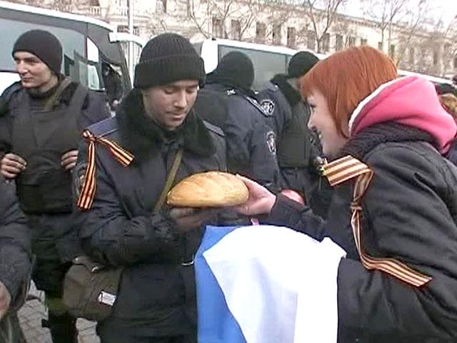 На Украине объявили охоту за «Беркутом», а в Астраханской области готовы принять бойцов спецподразделений