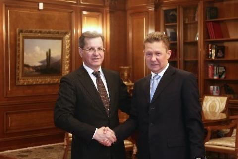 Астраханская область возвращается в программу газификации