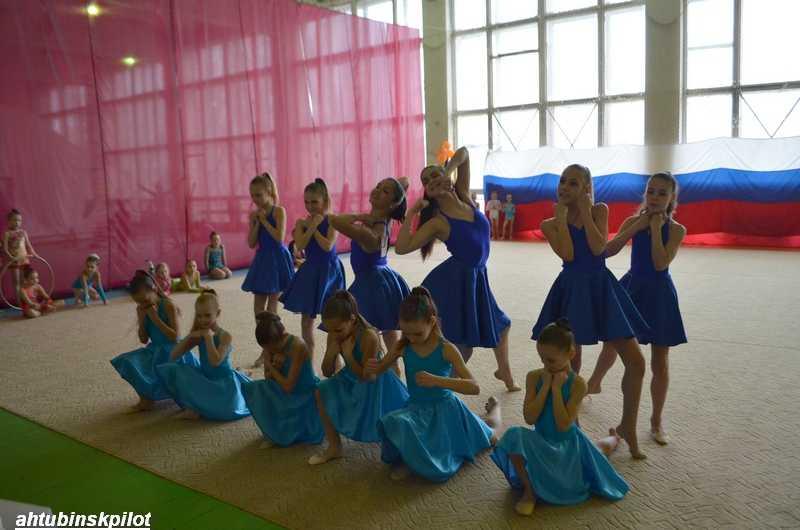 В Ахтубинск пришла спортивная весна
