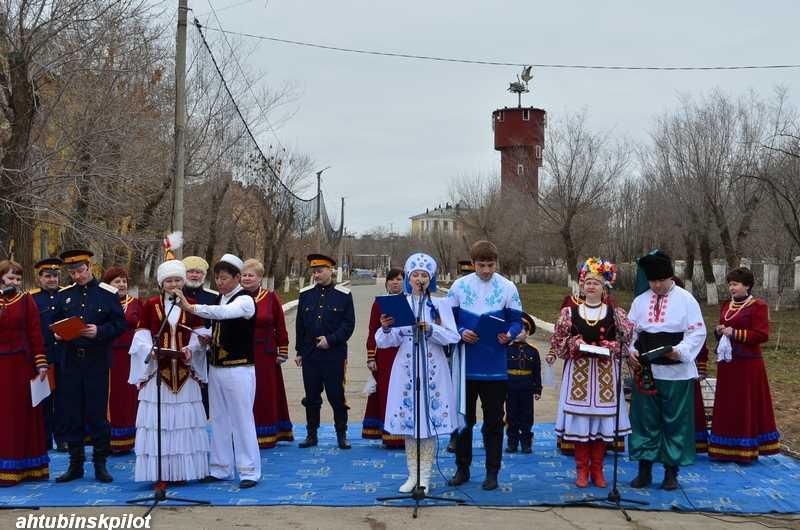 В  Ахтубинске открылась Витебская торговая ярмарка