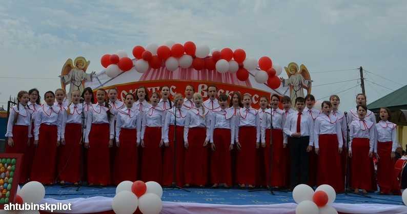 Фестиваль «Русь святая, храни веру православную» дал возможность почувствовать великое счастье мира и любви