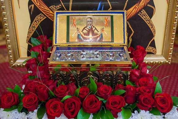 В Ахтубинскую епархию прибудет частичка пояса Пресвятой Богородицы