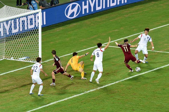 Просчет Капелло и ошибка Акинфеева едва не стоили России поражения
