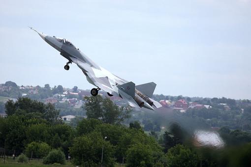 Самолет Т-50 потерпел крушение в подмосковном Жуковском в ходе испытаний