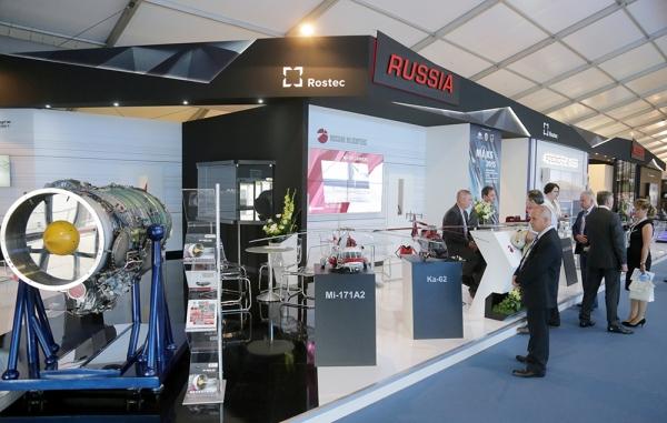 Без пафоса.  Россия в авиасалоне в Фарнборо представлена  умеренно