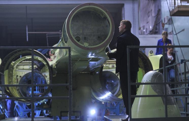 Российский боевой самолет шестого поколения создадут через 12 лет