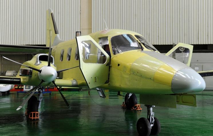 Самолет «Рысачок»: из Самары в Ахтубинск?