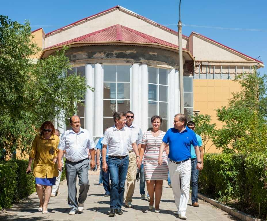 Во время рабочей поездки Александр Жилкин уделил особое внимание сельским учреждениям культуры