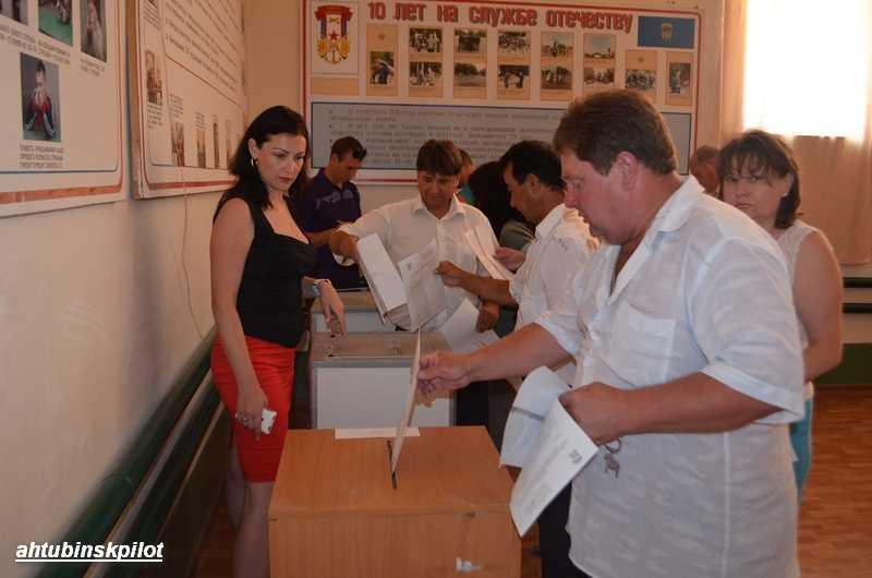 Ахтубинские единороссы определились с кандидатурами на предстоящие выборы