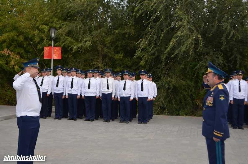 Торжественные мероприятия по случаю 94-ой годовщины ГЛИЦ им. В.П.Чкалова прошли на мемориальном комплексе «Крыло Икара»