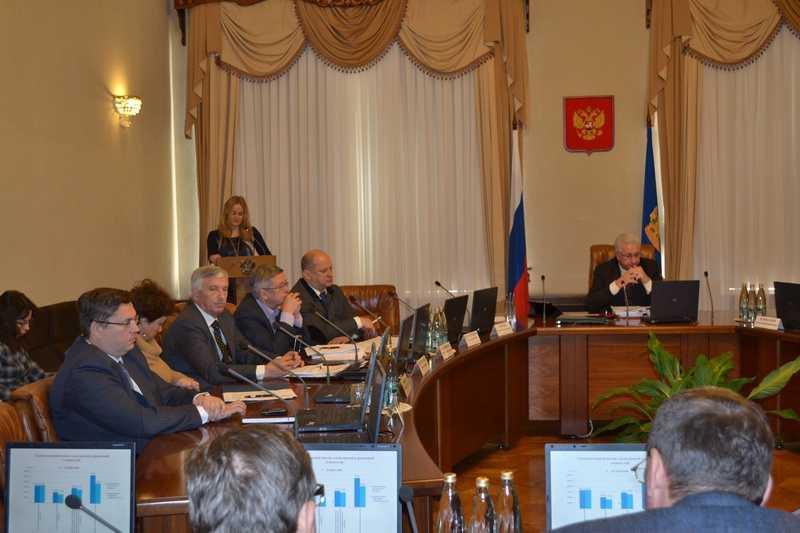Правительство Астраханской области ждут перемены