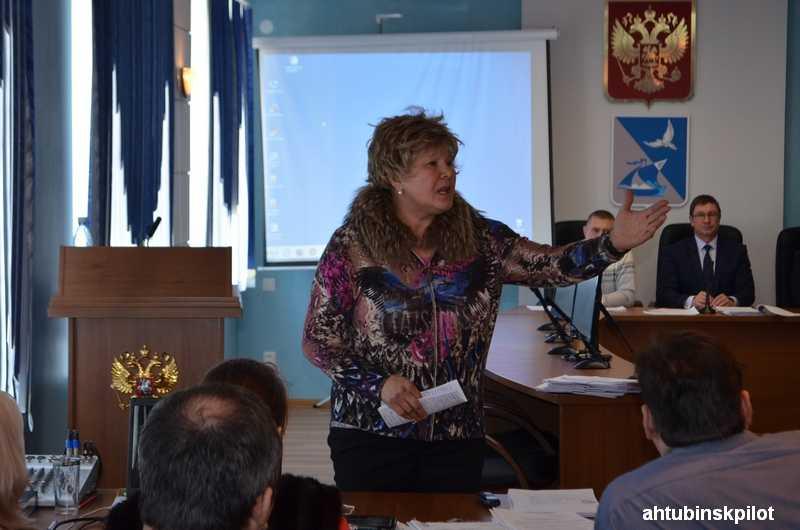 Депутаты отклонили чрезвычайщину и голосовали за социально ориентированный бюджет Ахтубинского района