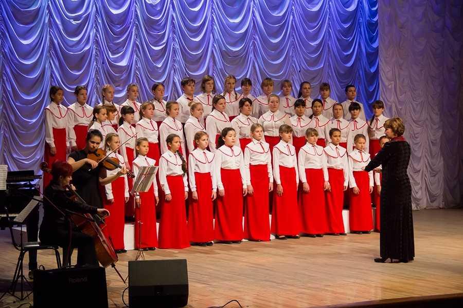 Детский хор из Ахтубинска стал лучшим в областном конкурсе хоров