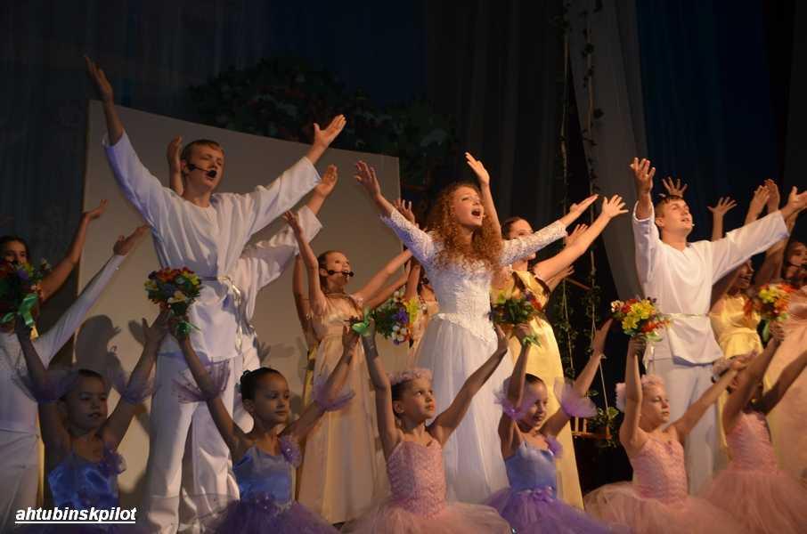 Мюзикл, как украшение праздника Рождество Христово